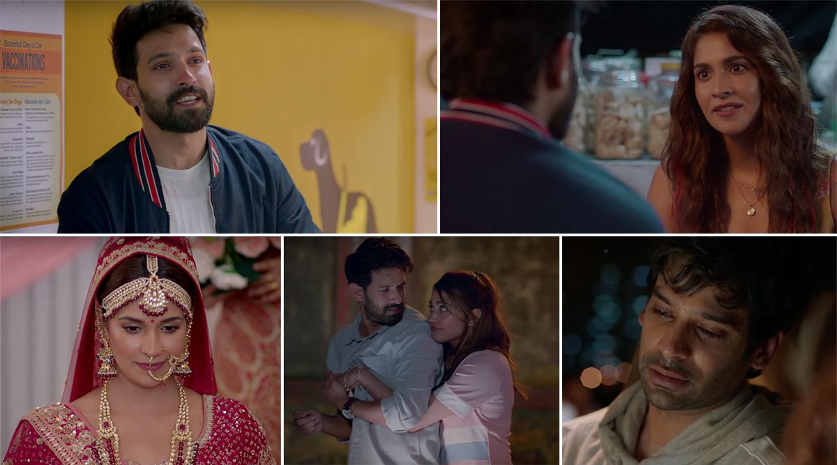 Broken But Beautiful Season 2 Trailer: Vikrant Massey and Harleen Sethi's Intense, Romantic Web-Series Is Sure To Be On Your Binge-Watch List