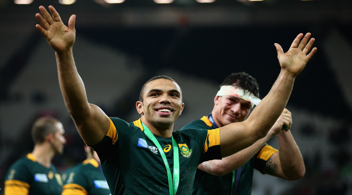 World Cup 2019: 'Boks Win So Much Bigger Than Rugby, Says South African Legend Bryan Habana