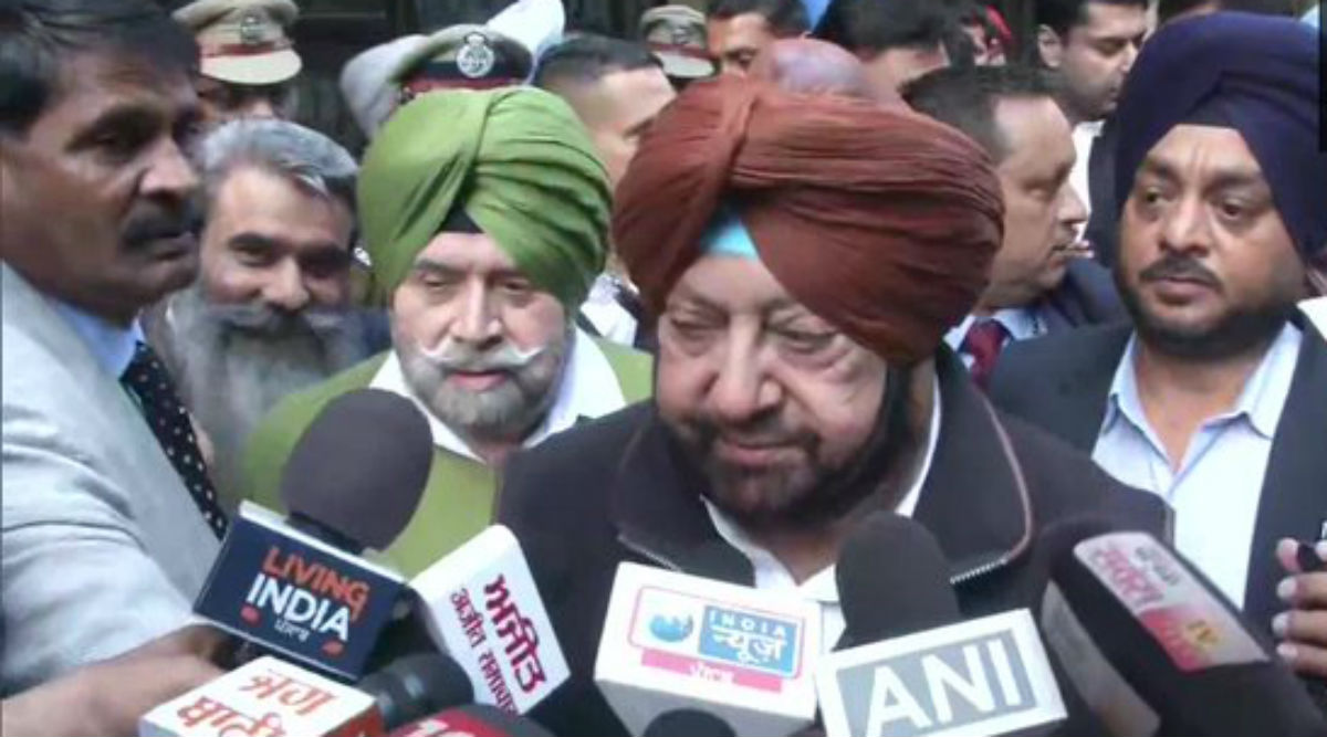 Ludhiana City Centre Case: Punjab CM Amarinder Singh, Others Given Clean Chit by Court in 'Rs 1,140 Crore Scam'