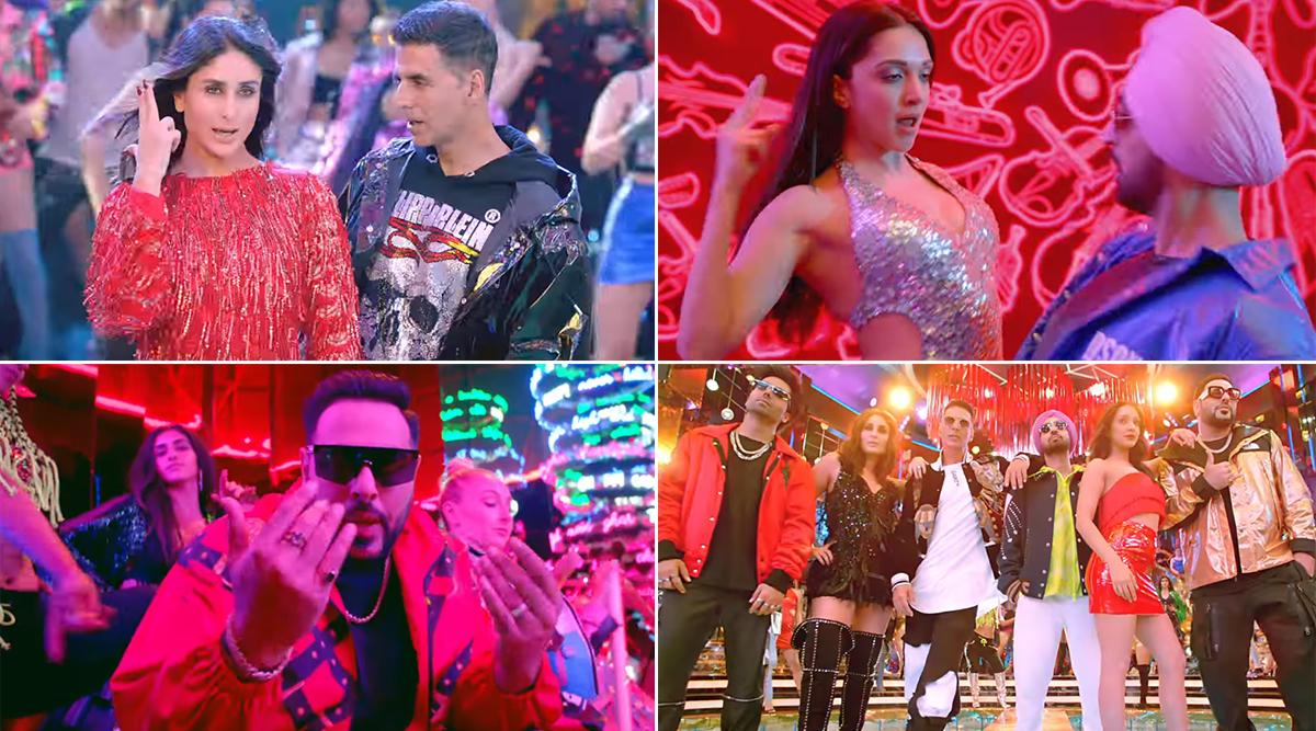 Good Newwz Song Chandigarh Mein: Kareena Kapoor-Akshay Kumar, Diljit Dosanjh-Kiara Advani Are Here With The Next Party Hit! (Watch Video)