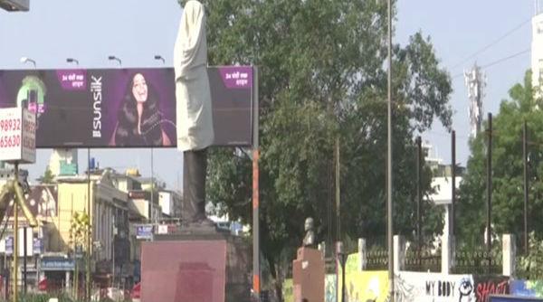 BJP, Congress Lock Horns Over Chandrashekhar Azad, Arjun Singh Statues in Bhopal