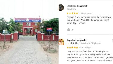 Man Gives Chennai Police Station 4-Star Rating on Google Review and Internet Can't Stop Laughing!