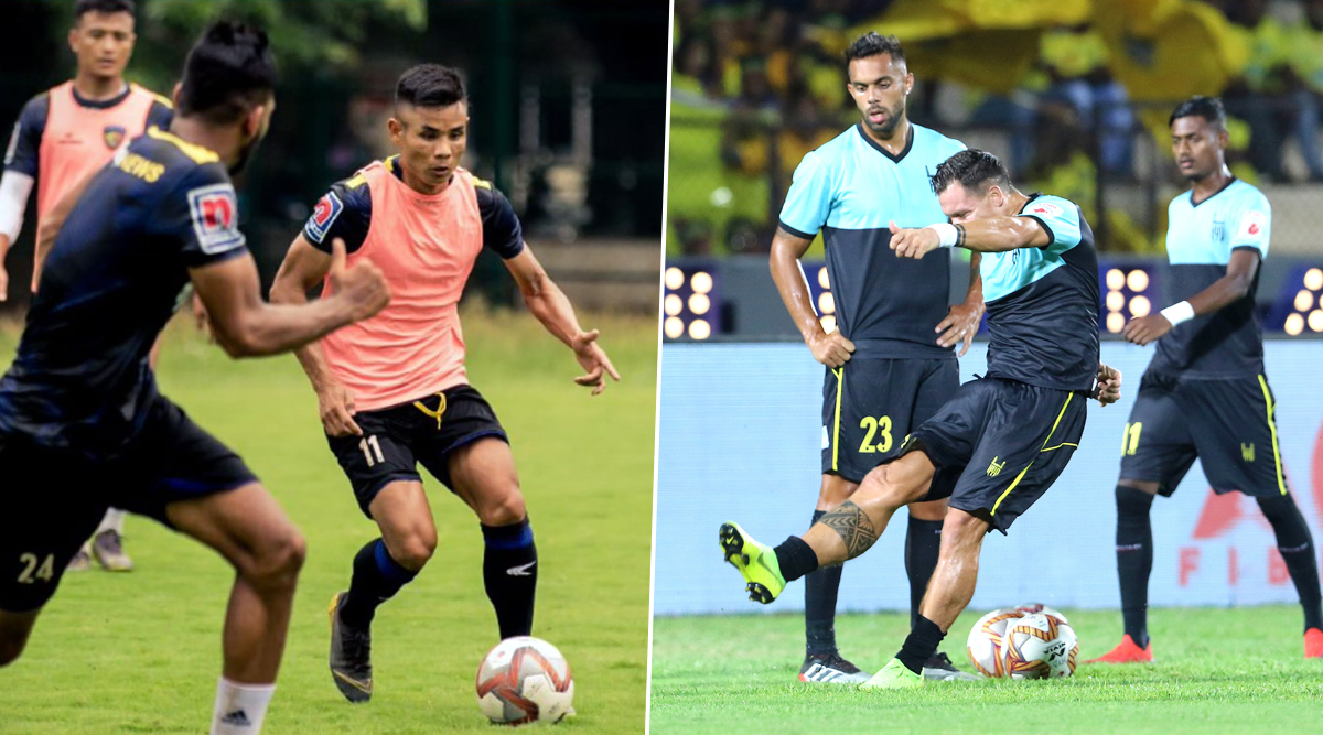 Chennaiyin FC vs Hyderabad FC, ISL 2019 Live Streaming on Hotstar: Check Live Football Score, Watch Free Telecast of CFC vs HYD in Indian Super League 6 on TV and Online