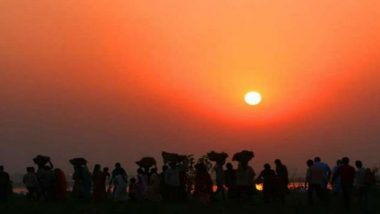 Chhath Puja Parva 2019 Sunrise and Sunset Timings: Know Sandhya Arghya and Usha Arghya Muhurat Timings For Surya Shashti In Major Cities of India