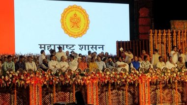 Uddhav Thackeray Cabinet: Two Leaders Each From Shiv Sena, NCP and Congress Take Oath As Ministers; List Here