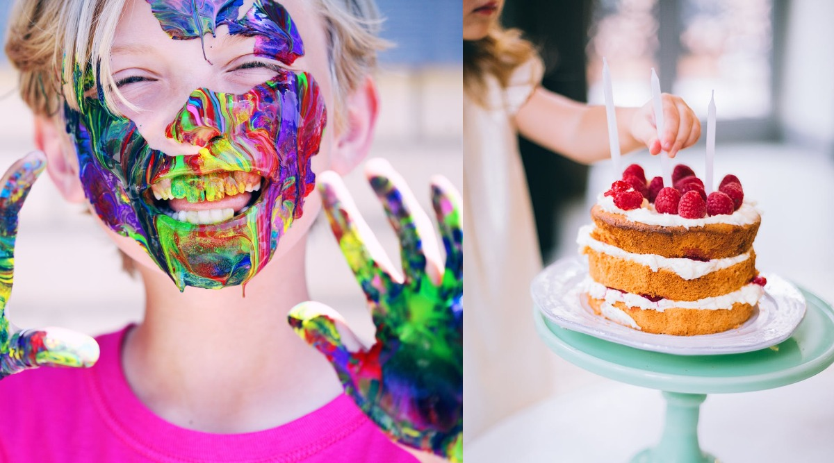 New Year's Eve Party Ideas for Children: 5 Creative and Fun Ways to Organise Kids Party at Home Welcoming 2020