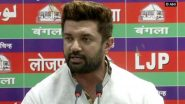 Nitish Kumar Will Be Behind Bars if LJP Comes to Power: Chirag Paswan