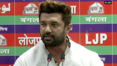 Jharkhand Assembly Elections 2019: No Alliance With BJP, LJP to Contest Alone in 50 Seats, Announces Chirag Paswan
