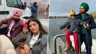 Choti Sarrdaarni: Avinesh Rekhi and Nimrit Ahluwalia Shoot for Their Honeymoon Sequence in Serbia (View Pics)