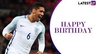 Happy Birthday Chris Smalling: Lesser-Known Things to Know About the England Defender