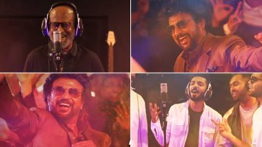 Darbar New Song Chumma Kizhi: Rajinikanth's First Single From His Cop Movie Is A Peppy Massy Number (Watch Video)
