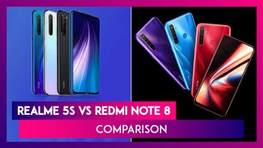 Realme 5s vs Redmi Note 8: Comparison; Prices, Features, Specifications & Variants