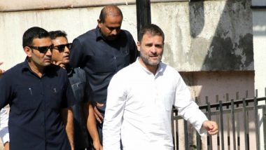 Rahul Gandhi Summoned by Mumbai Court For 'Commander-in-Thief' Remark Against PM Narendra Modi, Case Hearing on Feb 15
