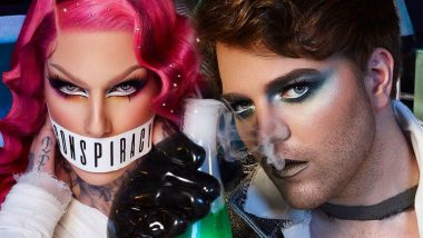Conspiracy Collection Launch: Jeffree Star X Shane Dawson Conspiracy Palette Will Sell Out on November 1, Watch Out Makeup and Cosmetics Lovers!