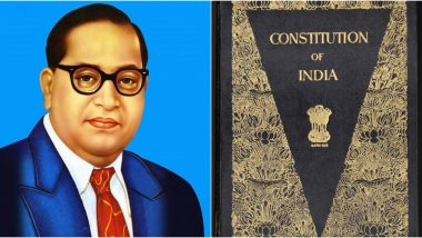 Constitution Day 2020: Date, Significance and History of Indian Samvidhan Divas or Law Day and How It Is Different From Republic Day