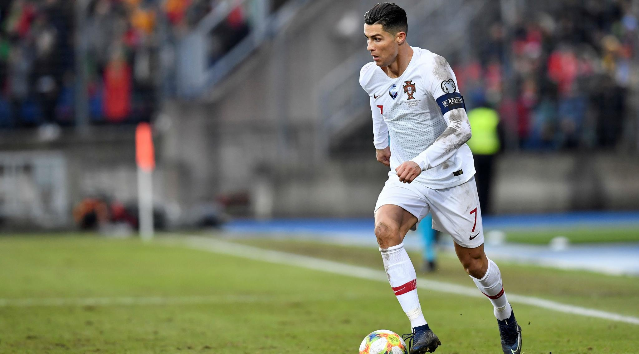 Cristiano Ronaldo Moves One Goal Short for Century As Portugal Secure Euro 2020 Spot With Win Over Luxembourg
