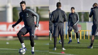 Cristiano Ronaldo 'Back' Against Favourite Enemy Atletico Madrid for UEFA Champions League 2019-20