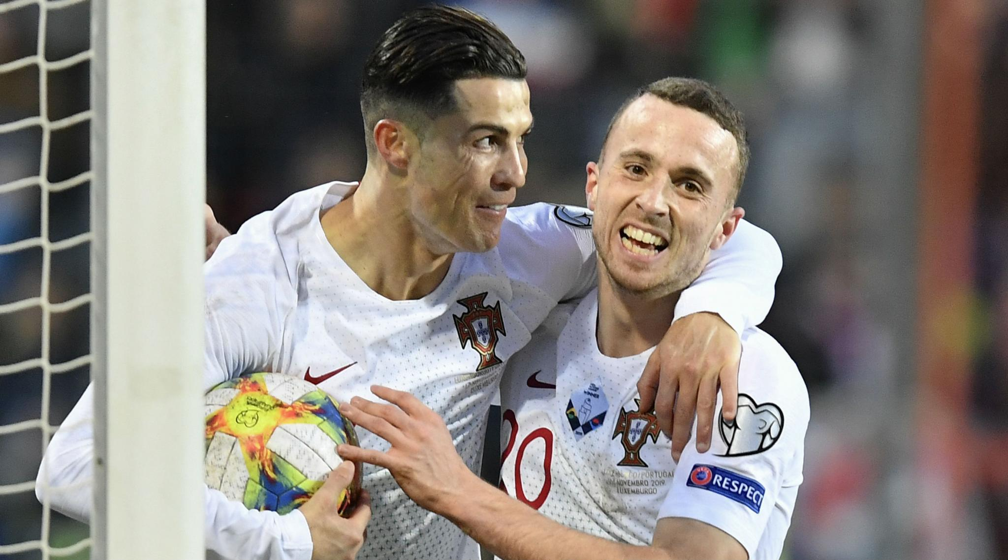 Cristiano Ronaldo After Securing Euro 2020 Qualification Says 'Proud Occasion to Represent National Team'