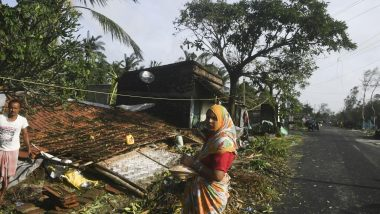 Cyclone Bulbul Death Toll Rises to 6 as Cyclonic Storm Smashes into India, Bangladesh Coasts