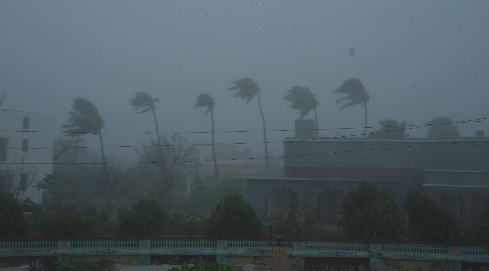 Cyclone Bulbul Update: Three Dead in West Bengal, Odisha; Cyclonic Storm Moves Towards Bangladesh