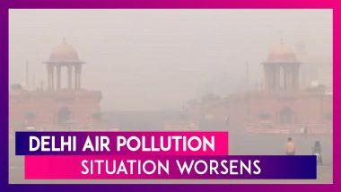 Delhi Air Pollution: Despite Deteriorating Air Quality, Farmers In Punjab Continue To Burn Stubble