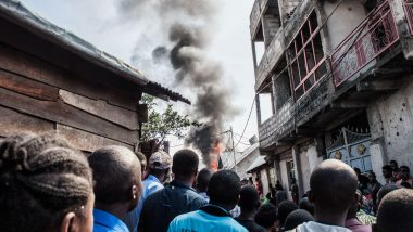 Busy Bee Plane Crashes into Busy DR Congo City Goma, Kills At least 23