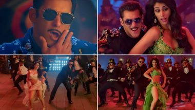 Dabangg 3 Song Munna Badnaam Hua Teaser: Warina Hussain All Set to Groove with Salman Khan in This Electrifying Number (Watch Video)