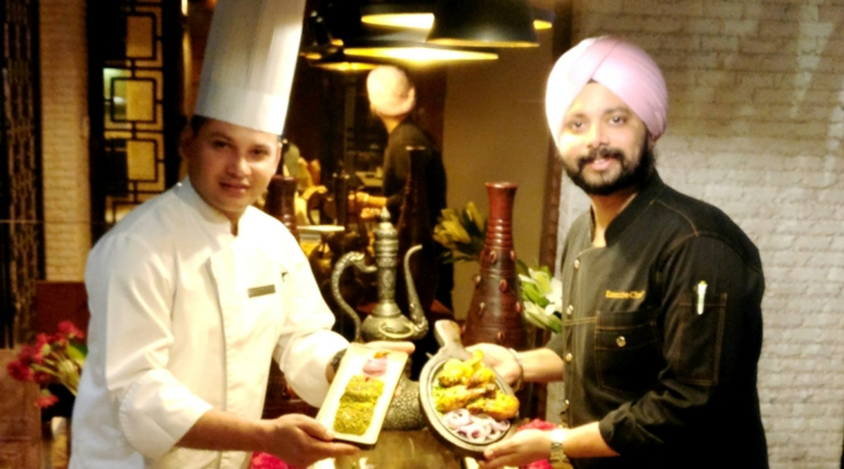 Dal Makhani Cappuccino? Restaurant in Chandigarh Serves Unique Hyderabadi and Mughlai Cuisines