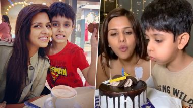Dalljiet Kaur Birthday Special: This Bigg Boss 13 Contestant Is an Inspiring Single Mother and Here's Proof (View Pics)