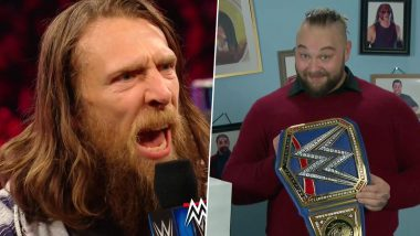 WWE SmackDown Nov 15, 2019 Results and Highlights: Bray Wyatt Accepts Daniel Bryan Challenge for Universal Championship After Getting Into Heated Debate on Miz TV (Watch Videos)