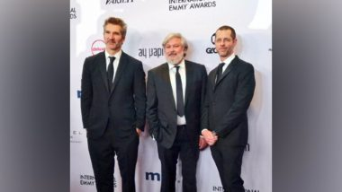 International Emmy Awards 2019: Game of Thrones Showrunners David Benioff, DB Weiss Look Dapper in Black on the Red Carpet