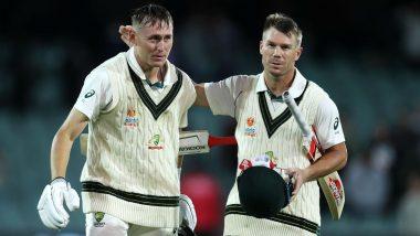 Australia vs Pakistan, Day-Night Test 2019: David Warner, Marnus Labuschagne Pile Agony on Pak Bowlers