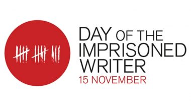 Day of the Imprisoned Writer 2019 Date: History and Significance of the International Day Observed Every Year on November 15