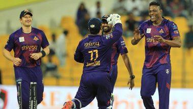 T10 League 2019 Dream11 For Maratha Arabians vs Deccan Gladiators Dream 11 Team Prediction: Tips to Pick Best All-Rounders, Batsmen, Bowlers & Wicket-Keepers for MAR vs DEG Abu Dhabi T10 League 2019 Final Match
