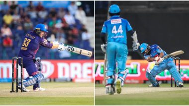 Abu Dhabi T10 League 2019 Live Streaming of Deccan Gladiators vs Karnataka Tuskers on Sony Liv: How to Watch Free Live Telecast of DEG vs KAT on TV & Cricket Score Updates in India