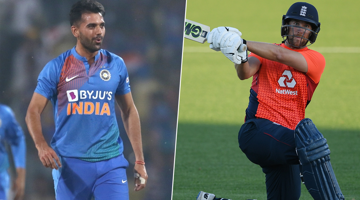 Cricket Week Recap: From Dawid Malan's Match-Winning Century to Deepak Chahar's Hat-Trick, A Look at Finest Individual Performances