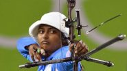 Deepika Kumari at Tokyo Olympics 2020, Archery Live Streaming Online: Know TV Channel & Telecast Details for Women's Individual 1/16 Elimination Coverage