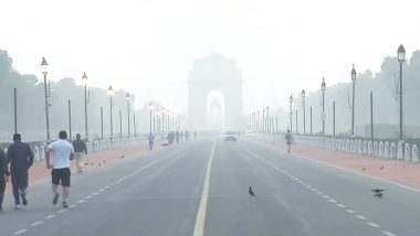 Delhi Air Pollution: AQI Remains in 'Poor' Category in Lodhi Garden Today, Situation Depends on Intensity of Rains