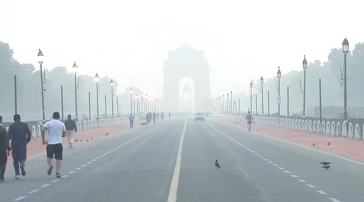 Air Quality in Delhi-NCR 'Satisfactory', May Dip Slightly