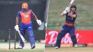 T10 League 2019 Dream11 For Delhi Bulls vs Maratha Arabians Team Prediction: Tips to Pick Best All-Rounders, Batsmen, Bowlers & Wicket-Keepers For DEB vs MAR T10 Match in Abu Dhabi