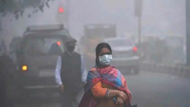 Delhi Air Pollution: Air Quality Remains in 'Poor' Category, Overall AQI 215