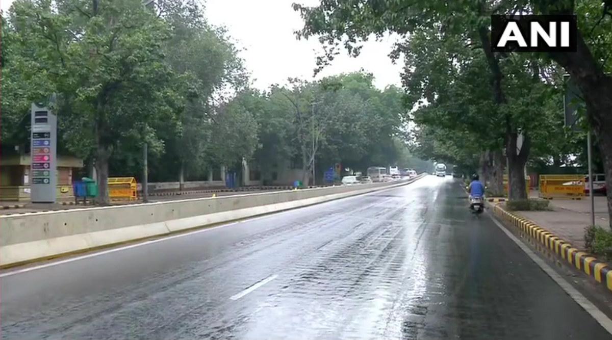 Delhi: Air Quality Improve After Rain Lashes Parts of National Capital