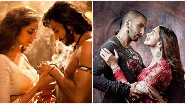 Ranveer Singh and Deepika Padukone Wedding Anniversary Special: Vote for Your Favourite DeepVeer Film!