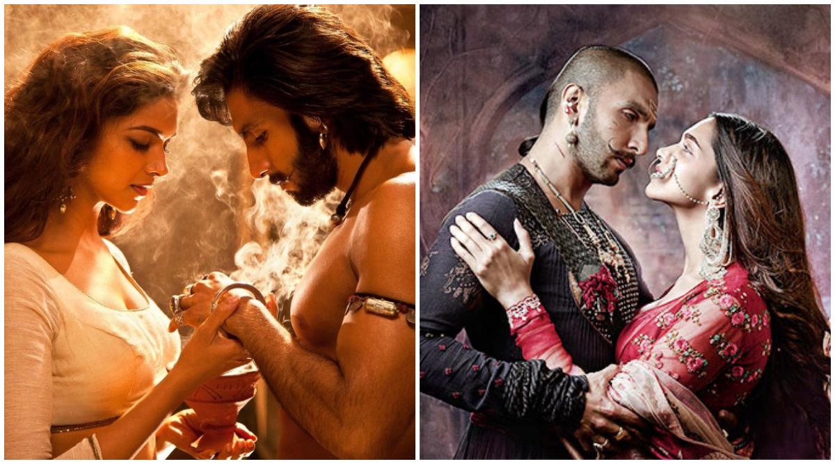 Ranveer Singh and Deepika Padukone Wedding Anniversary Special: Vote for Your Favourite DeepVeer Film!