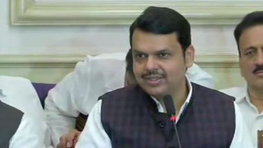 Devendra Fadnavis Quits as CM, Says BJP Will Work as Effective Opposition in Maharashtra Assembly, Hits Out at Shiv Sena For Aligning With Congress