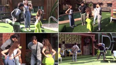 Bigg Boss 13: Devoleena Bhattacharjee Turns Choreographer, Teaches Traditional Bihu Steps to Asim Riaz, Mahira Sharma and Paras Chhabra (Watch Video)