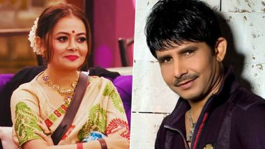 Bigg Boss 13: Kamaal R Khan Says 'I Love You' to Devoleena Bhattacharjee and Also Proposes Her for Marriage (See Tweet)
