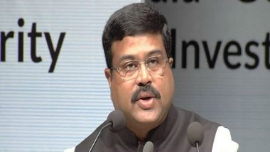 Dharmendra Pradhan Says 'An Estimated Investment of USD 60 Billion Lined Up for Developing Gas Infrastructure'