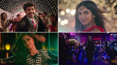 Pati Patni Aur Woh Song Dheeme Dheeme Teaser: Kartik Aaryan aka Chintu Tyagi Is All Set to Burn the Dance Floor (Watch Video)