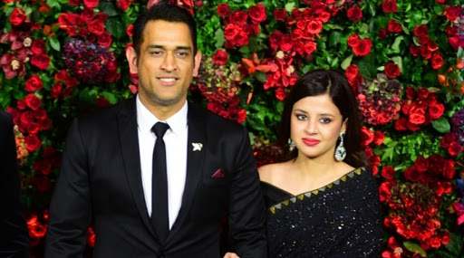 MS Dhoni Expresses Love for Wife Sakshi, Says 'If My Wife Is Happy Then I Am Happy'